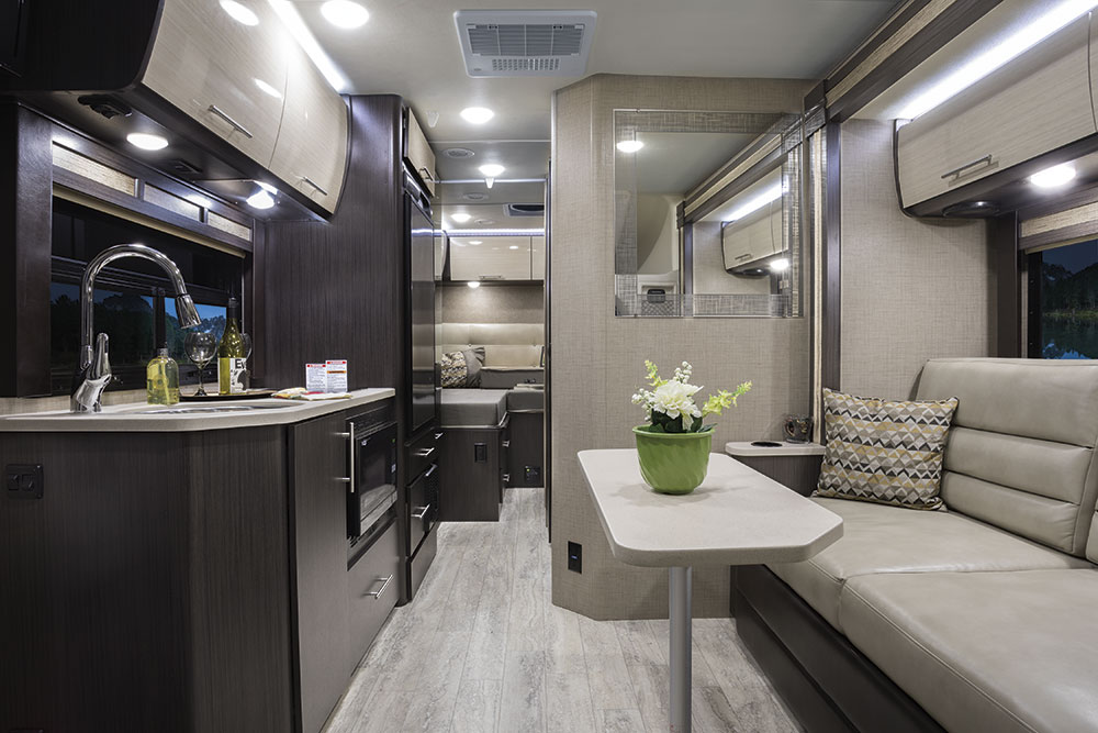 New Thor Motor Coach Floor Plans Out In Full Force At