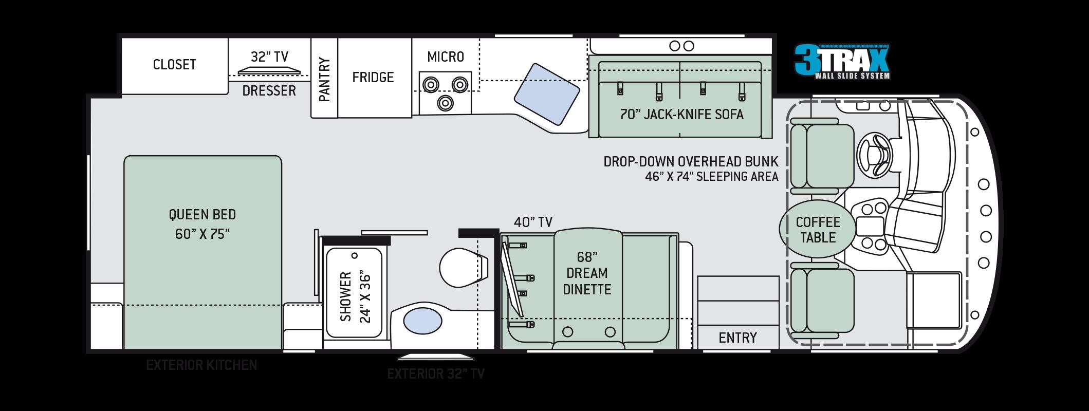 floor plans a c e 29 3 rh thormotorcoach com Thor Ace 30.2 Wiring-Diagram Thor Ace 30.2 Wiring-Diagram