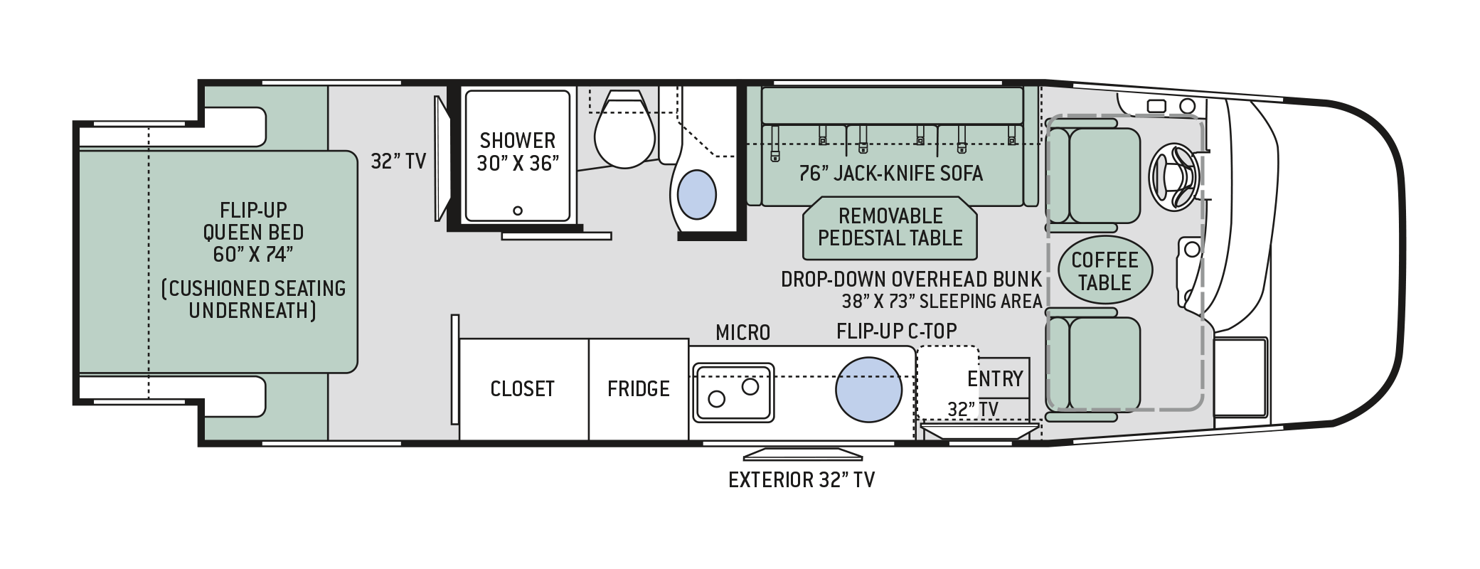 Floor Plans Vegas 25 2