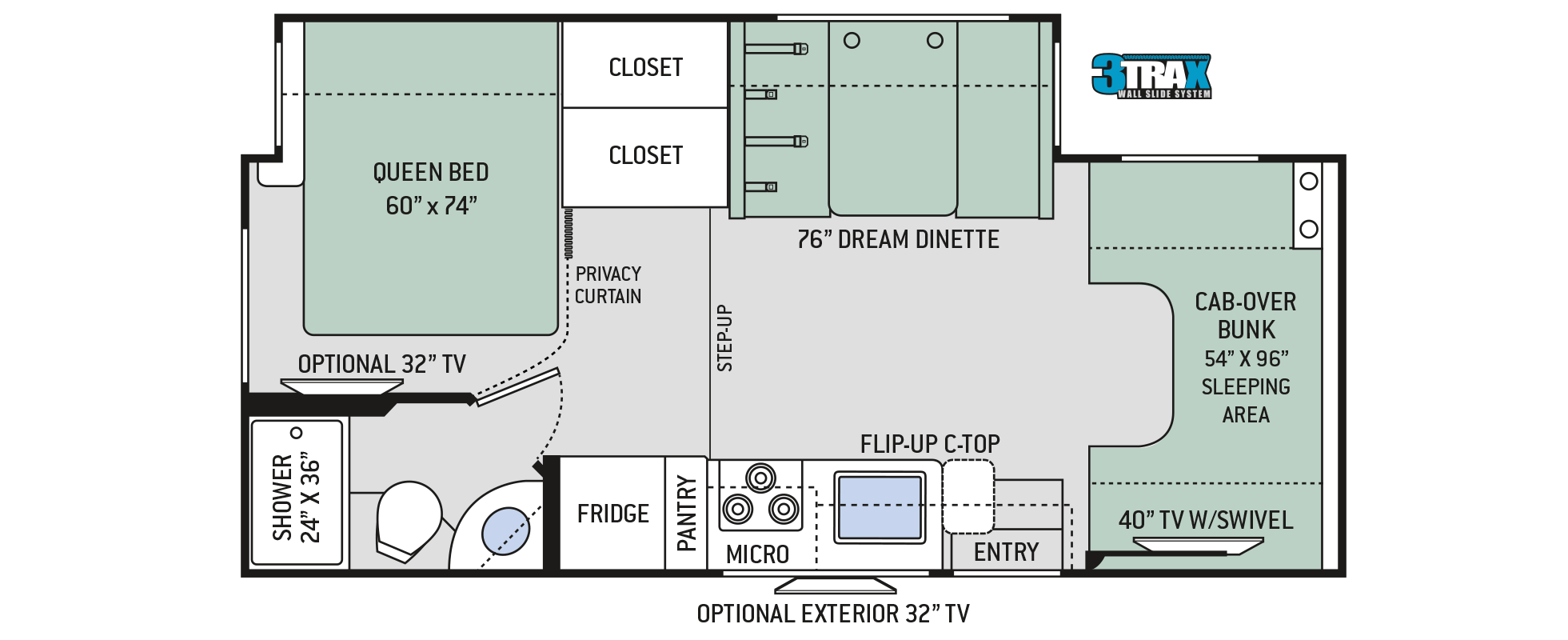Floor Plans Chateau 24f