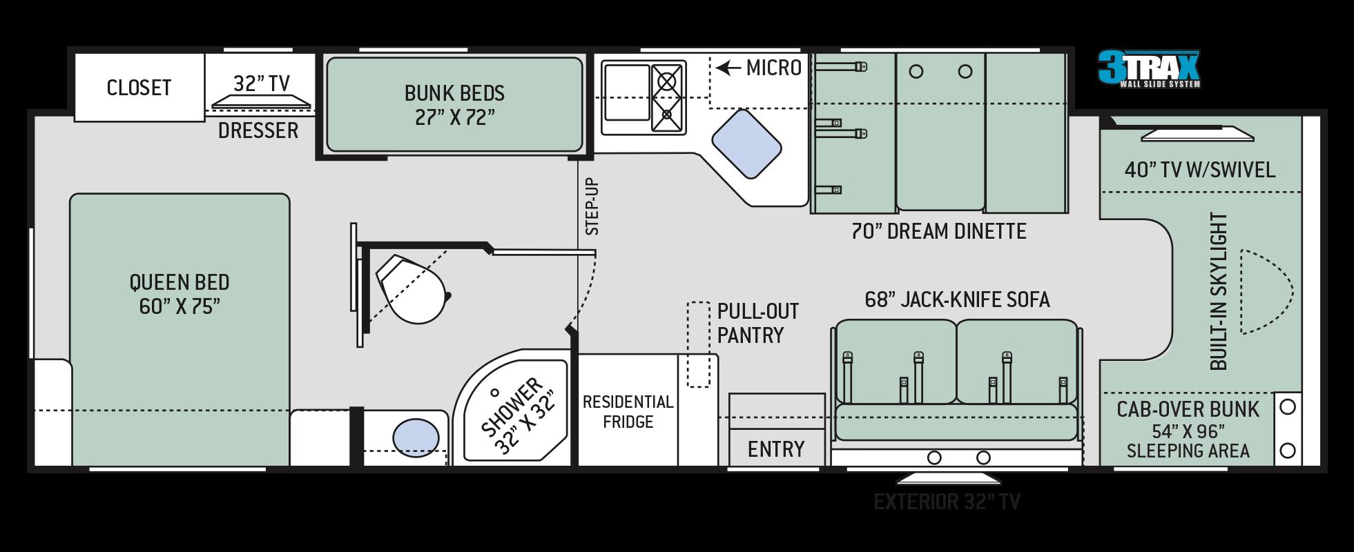 Floor Plans Quantum Lf31