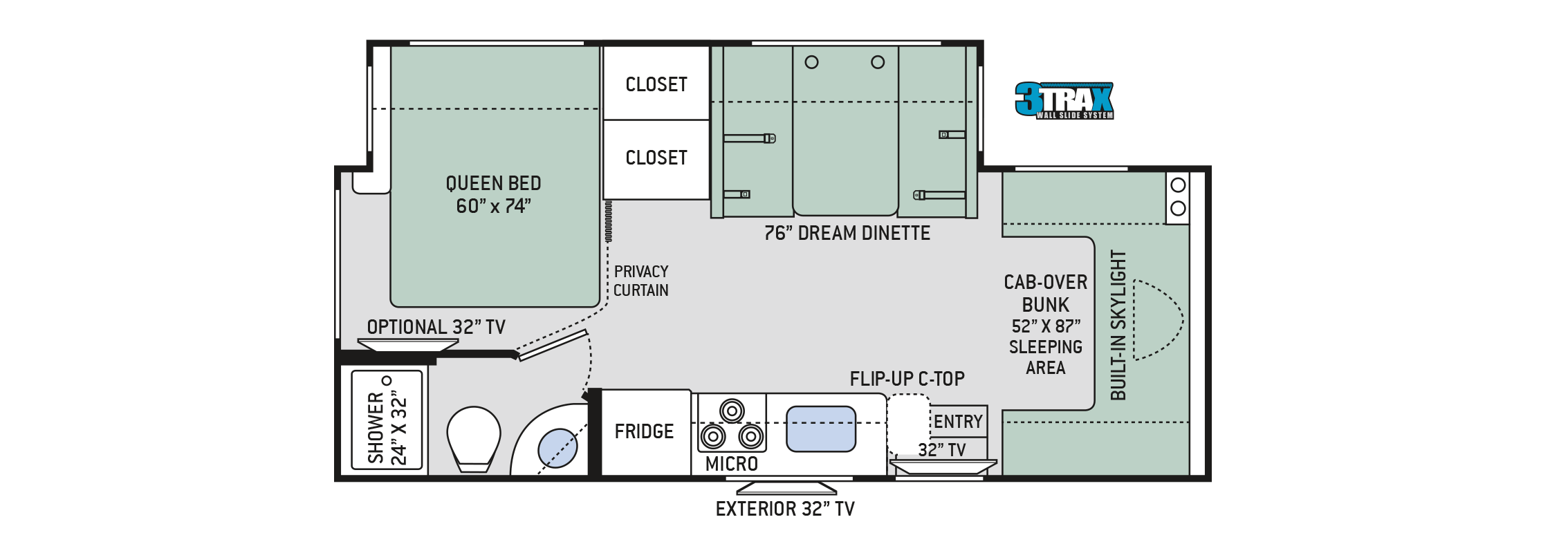Mercedes Sprinter Floor Plan: Thor Motor Coach Introduces Fresh Mercedes-Benz Sprinter