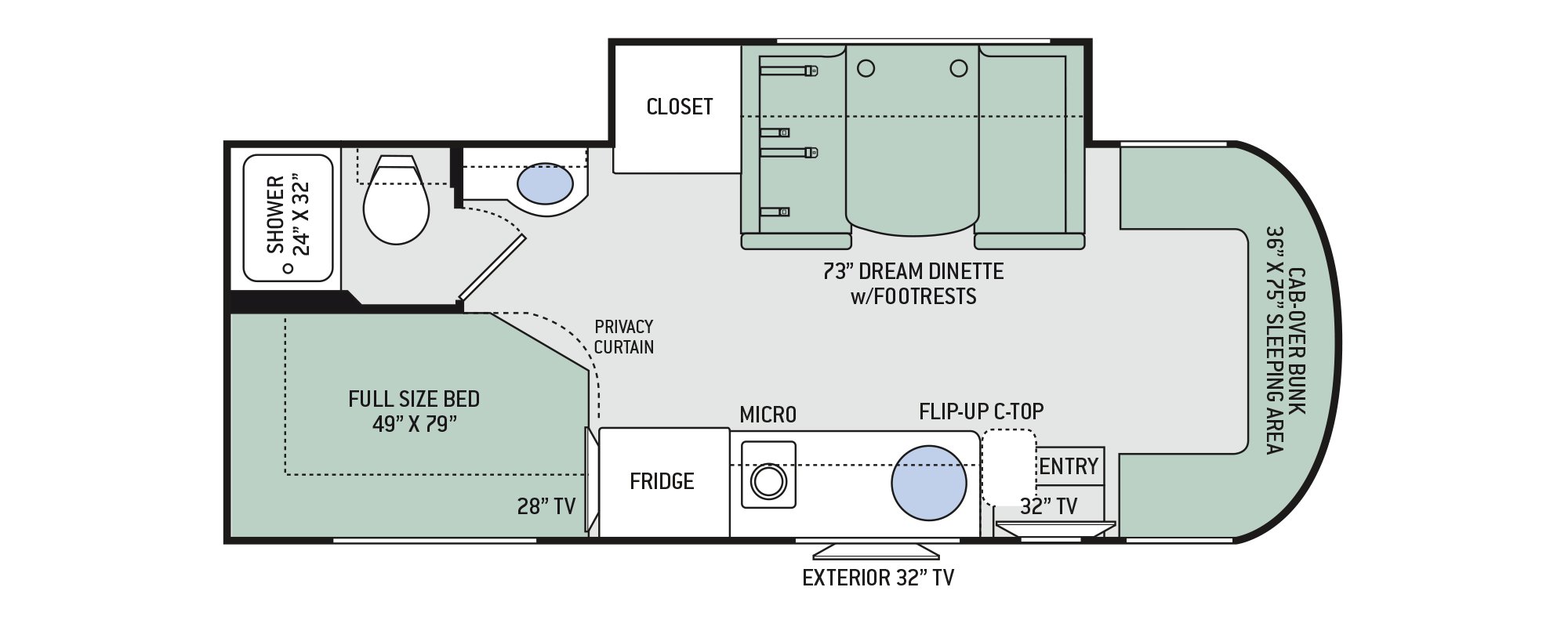 Mercedes Sprinter Floor Plan: Product Builder Steps