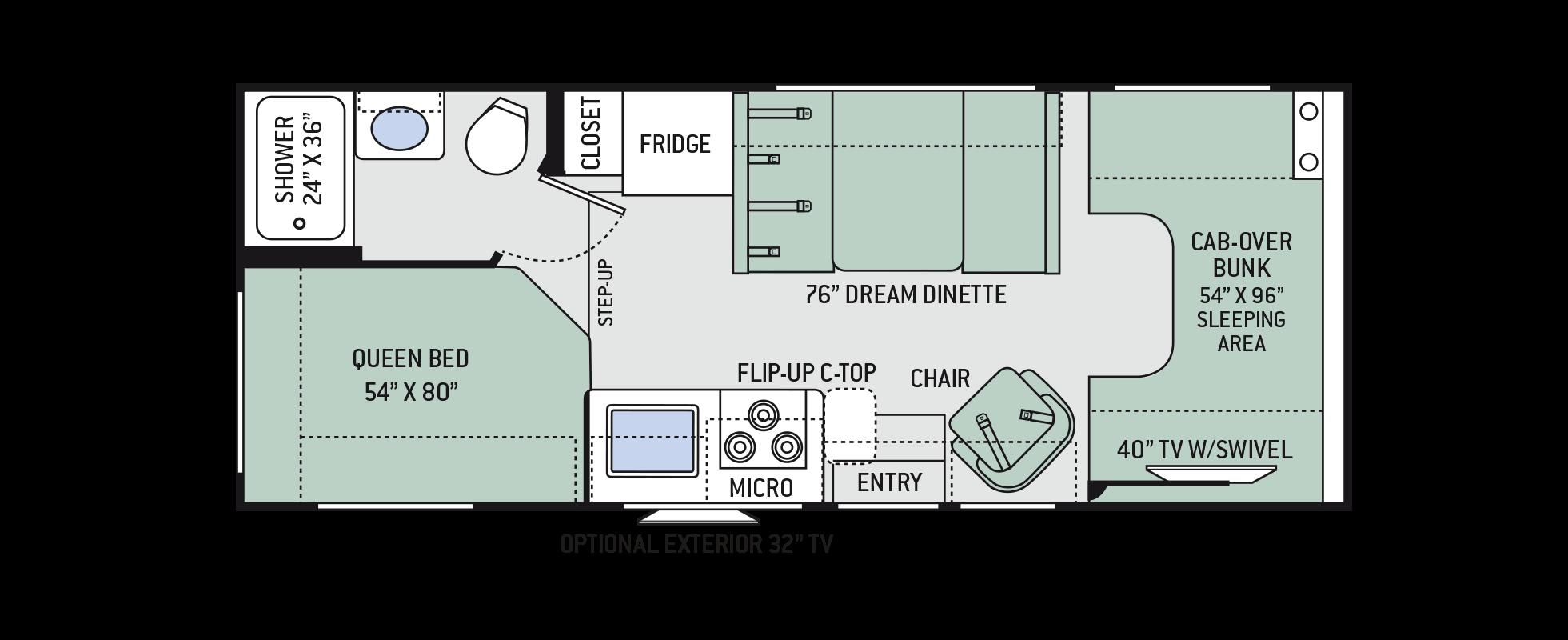 Thor Four Winds Wiring Diagram Electrical Diagrams Motorhome Chateau 23u House Goshen Coach