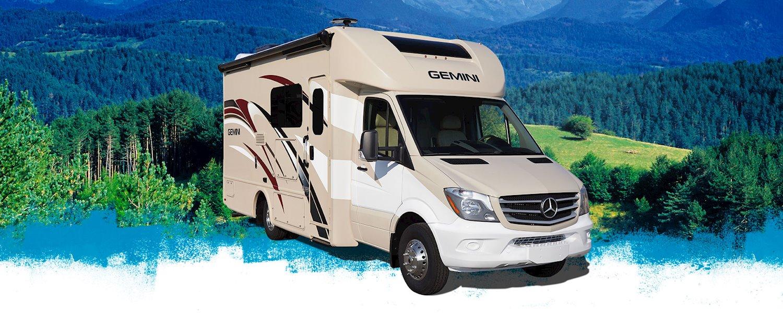 Gemini® RUV™ Cl B+ Motorhomes | Thor Motor Coach on rv storage inside, rv campers inside, rv trailers inside, rv rentals inside, rv houses inside, rv with car inside, rv motorhomes inside, rv camping inside,