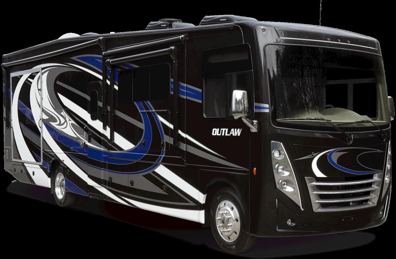 Toy Hauler Motorhomes | Thor Motor Coach