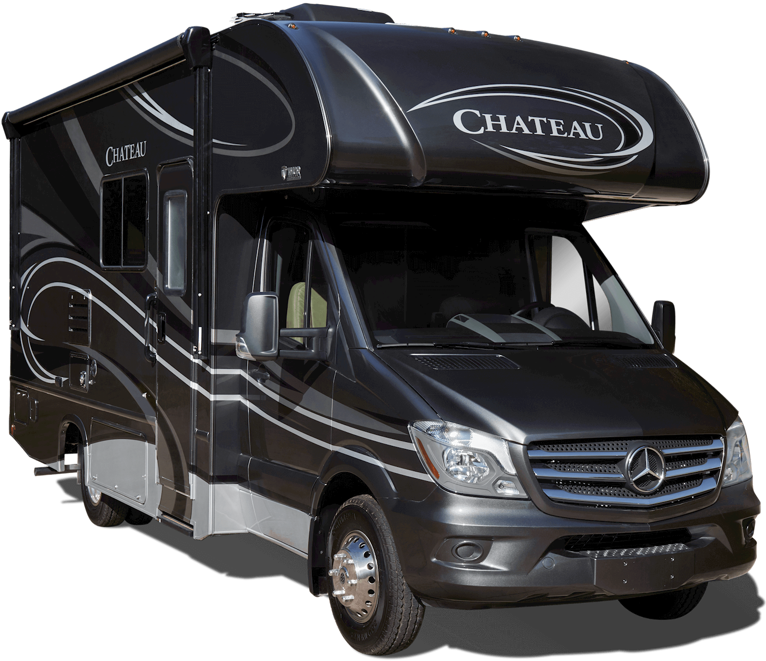Mercedes Rv Van >> Mercedes Benz Sprinter Rvs Thor Motor Coach