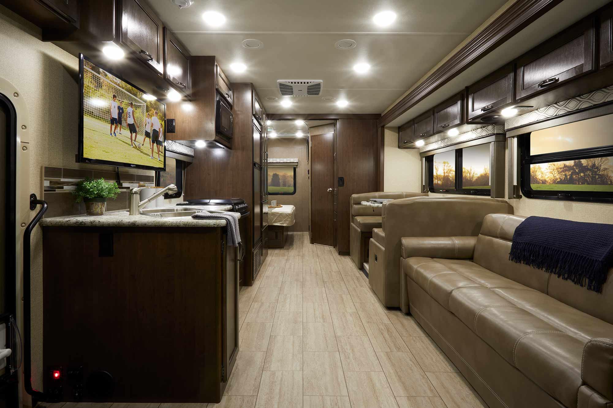 Freedom Traveler Motorhomes By Thor Motor Coach