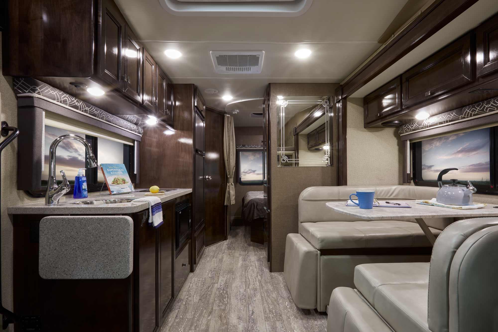 Citation Sprinter Class C Motorhomes Thor Motor Coach