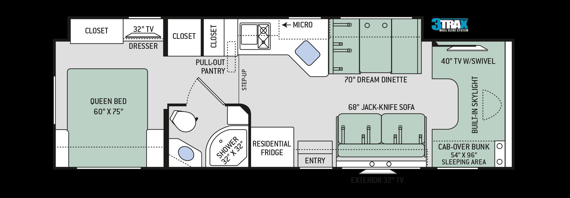 Floor Plans Quantum Ws31