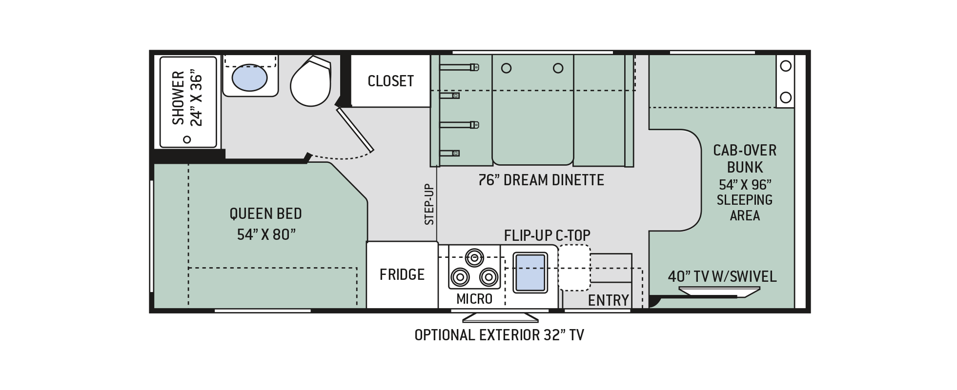 Floor Plans Chateau 22e