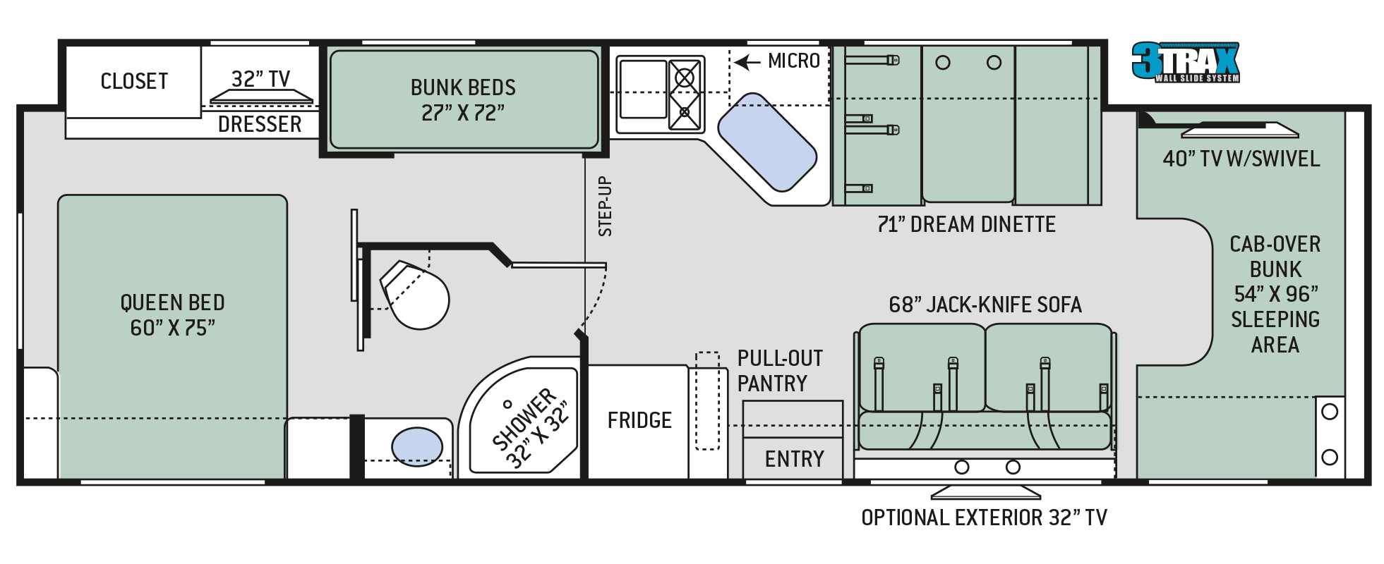 Floor Plans Chateau 31e