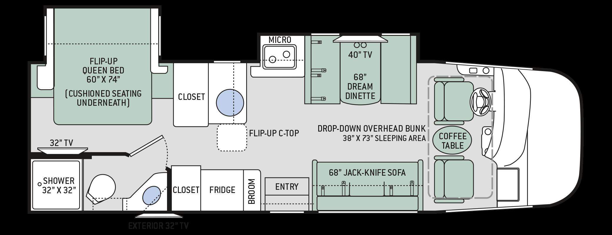 Floor Plans Axis 27 7
