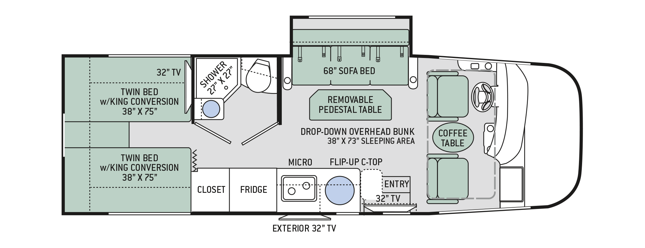 Floor Plans Vegas 24 1