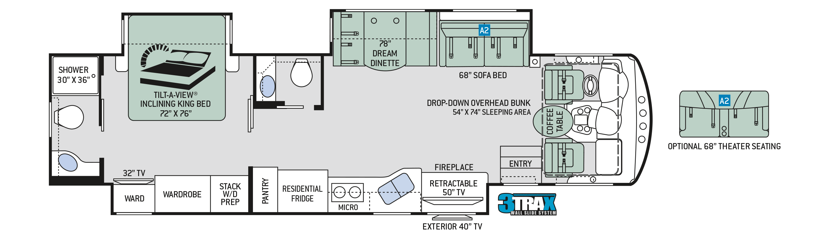 Floor Plans Challenger 37fh