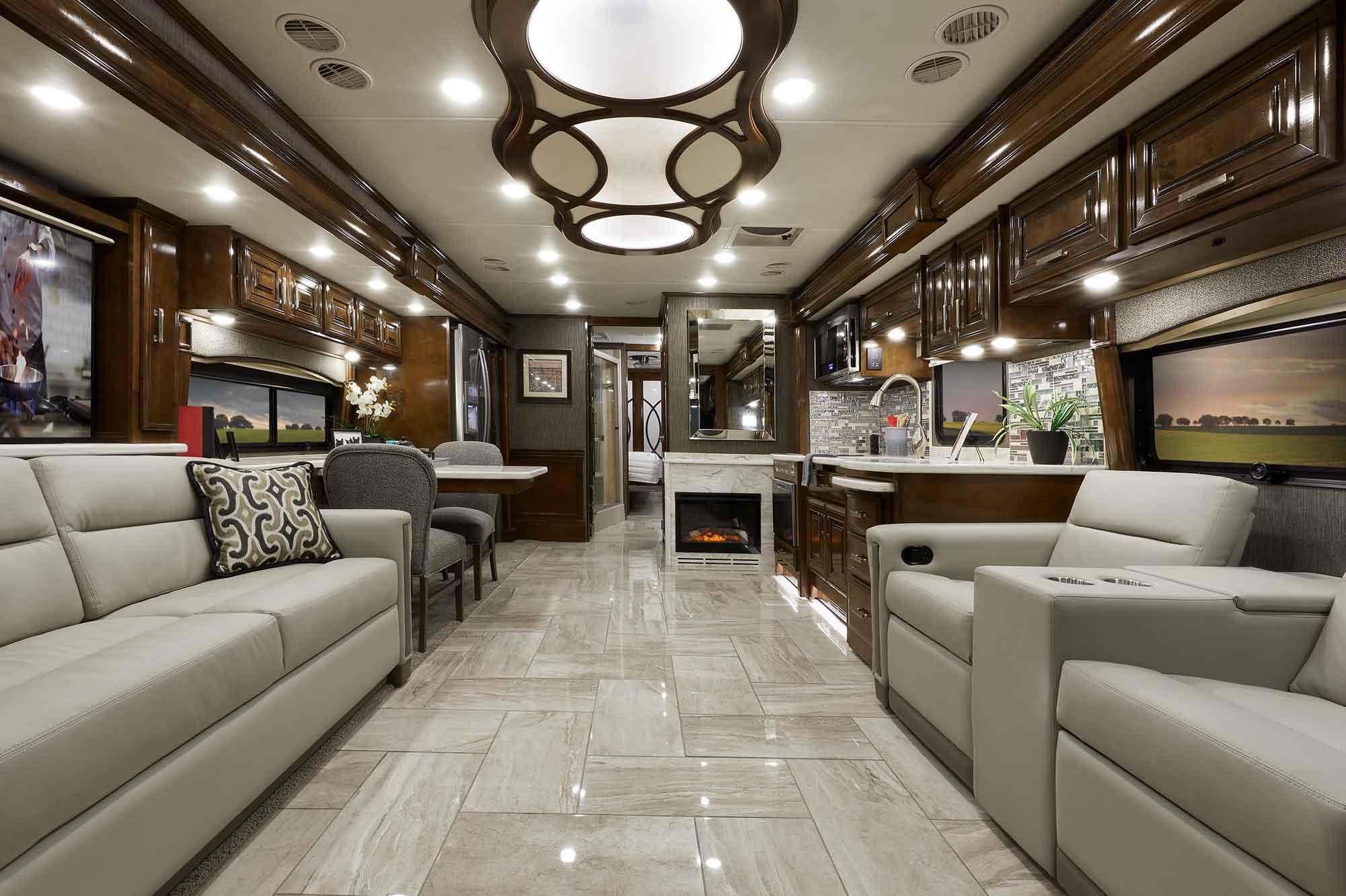 Tuscany Class A Diesel Luxury Motorhome Thor Motor Coach