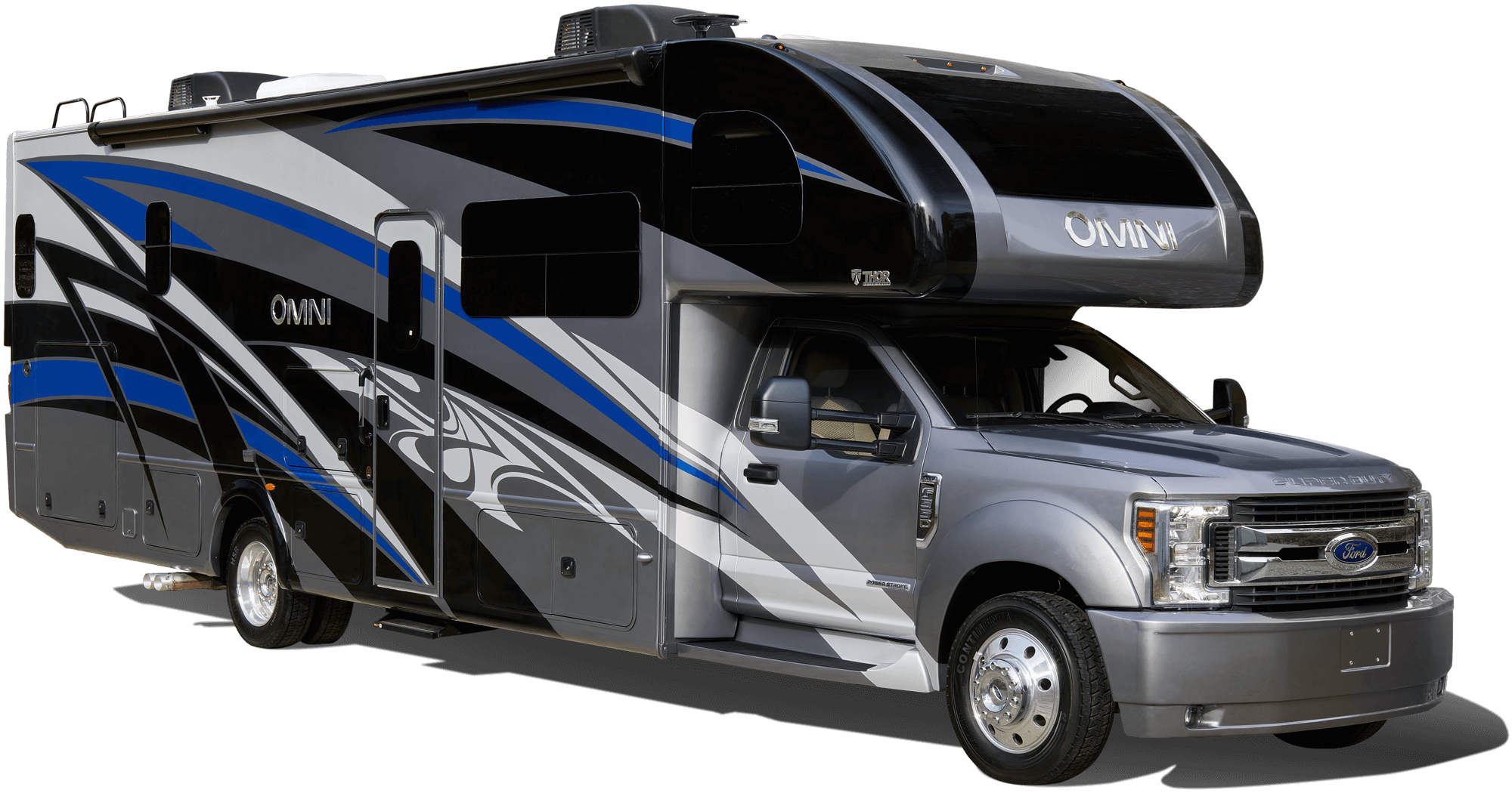 Thor Motor Coach Rolls Out Exciting New Floor Plans At