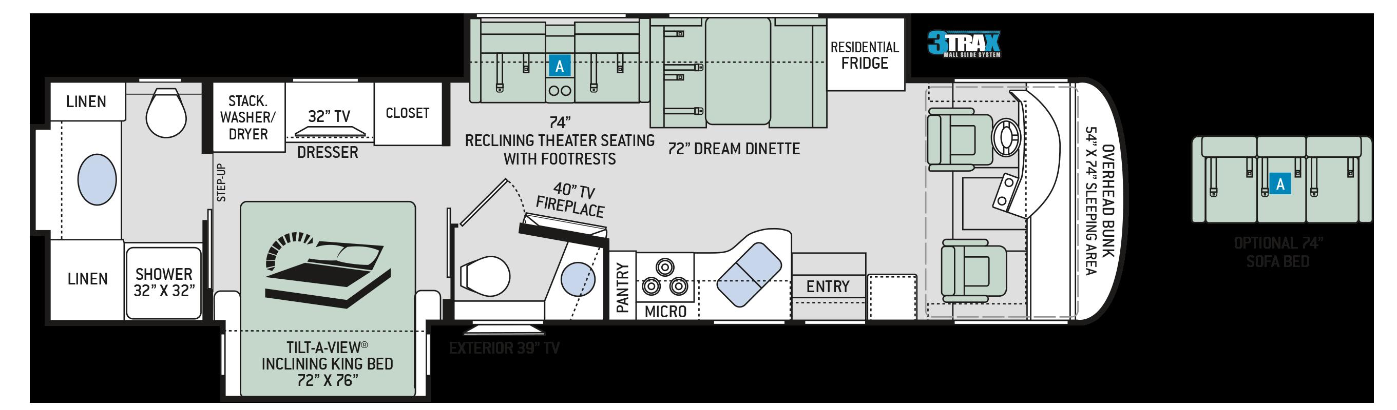 Floor Plans Palazzo 36 3