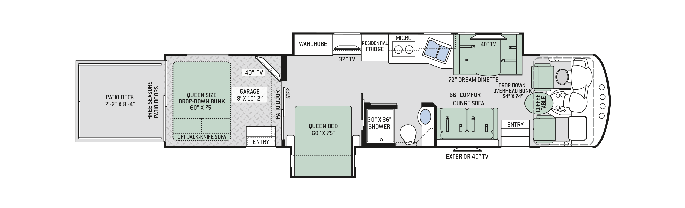 Floor Plans Outlaw Class A 38mb