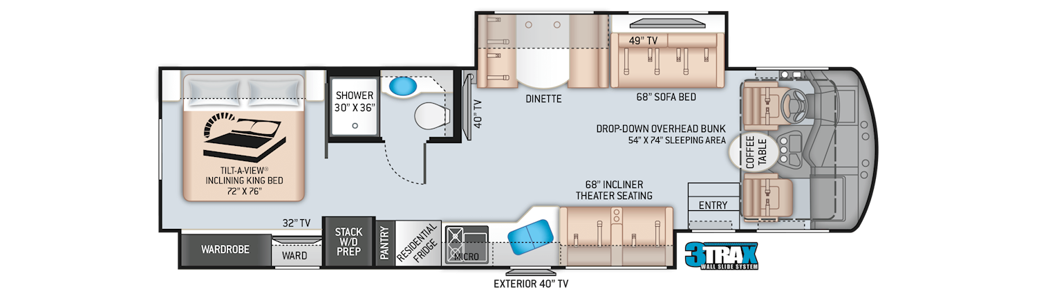 Challenger Cl A Motorhomes - Floor Plans | Thor Motor Coach on 24' motorhome floor plans, type b motorhome floor plans, rv bunk floor plans, heavy equipment floor plans, motorhome repair floor plans, shasta rvs floor plans, class b rv floor plans, fleetwood rv floor plans, small rv floor plans, class c rv floor plans, rv cabins floor plans, rv dealers floor plans, motorhome with bunks floor plans, class a rv floor plans, large rv floor plans, mobile home floor plans, tour motorhome floor plans, luxury motorhome floor plans, rv toy haulers floor plans, rv home floor plans,
