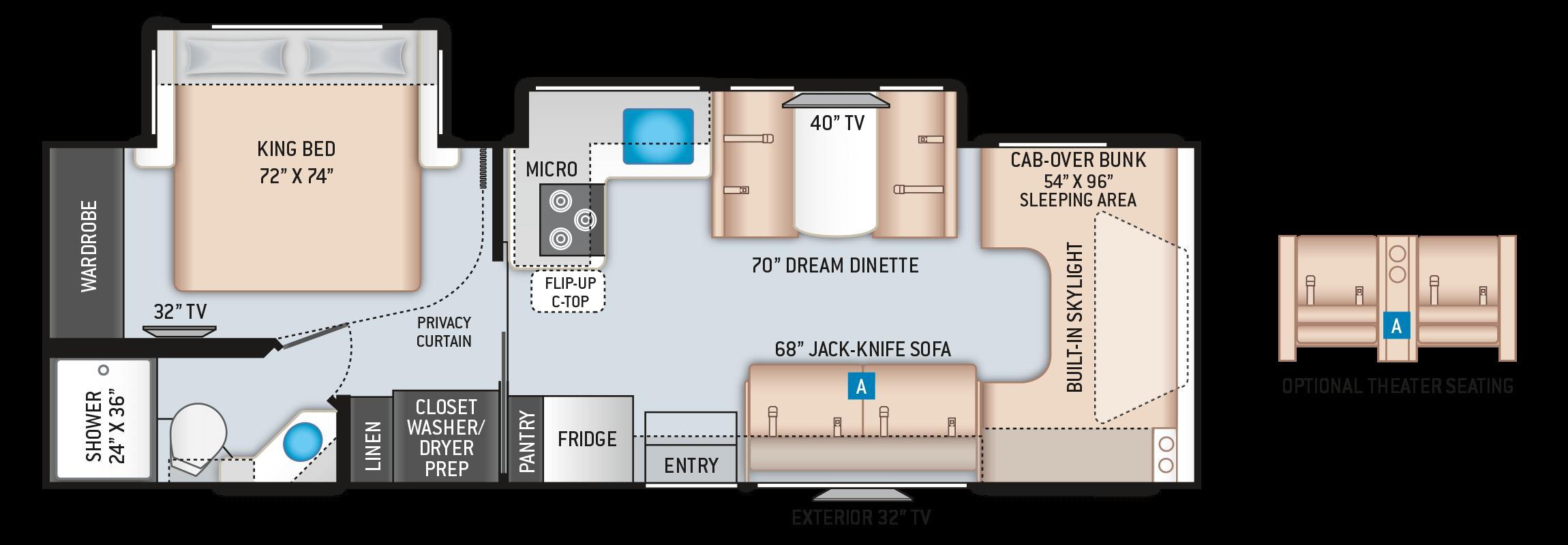 Floor Plans Quantum: KW29