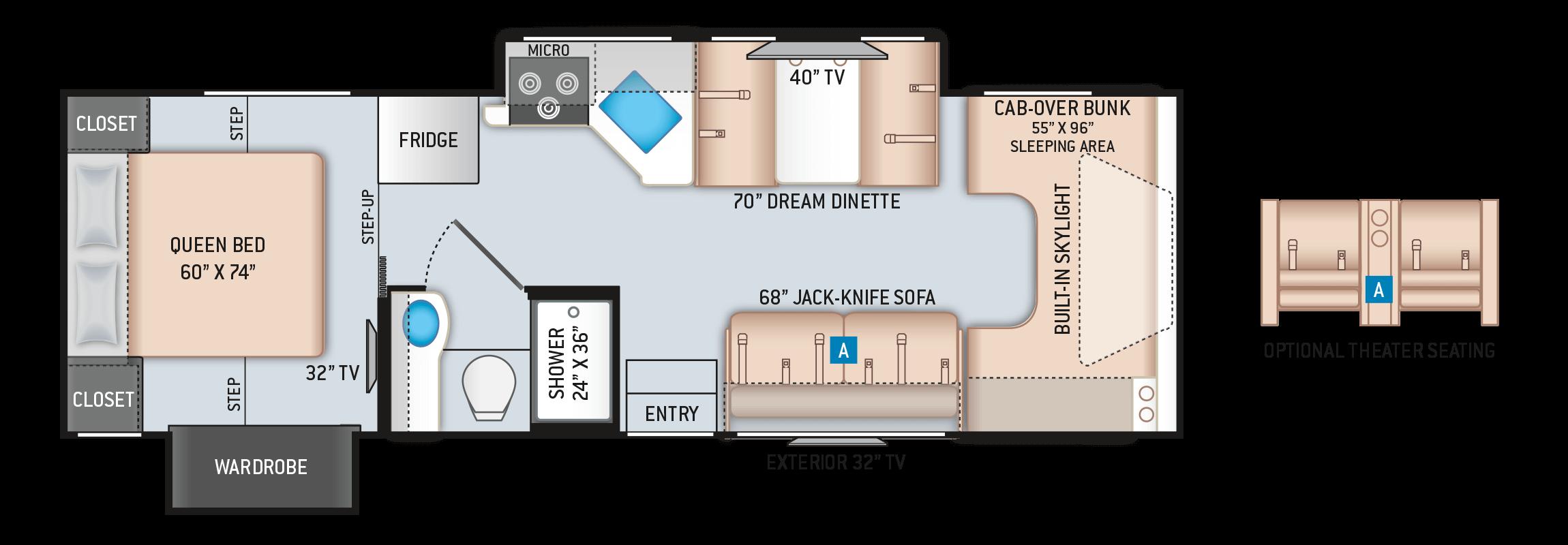 Floor Plans Quantum Rw28