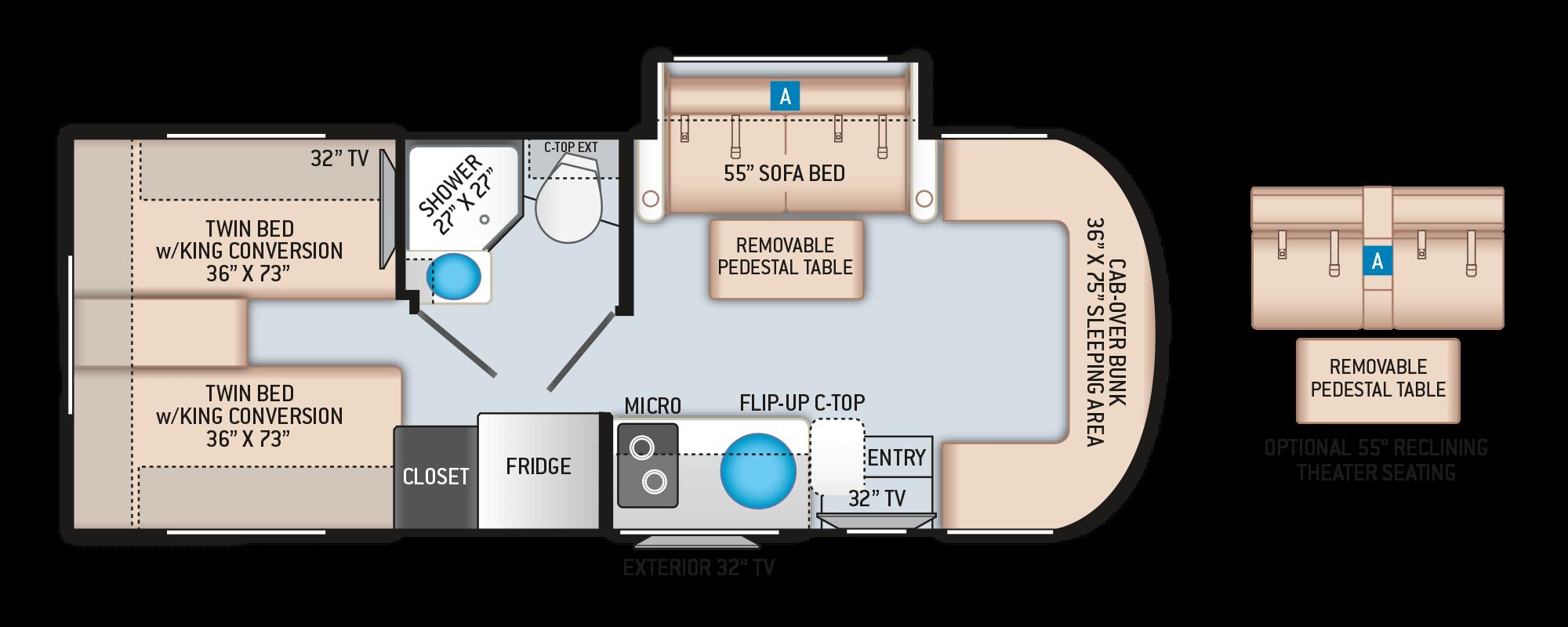Floor Plans Synergy 24st