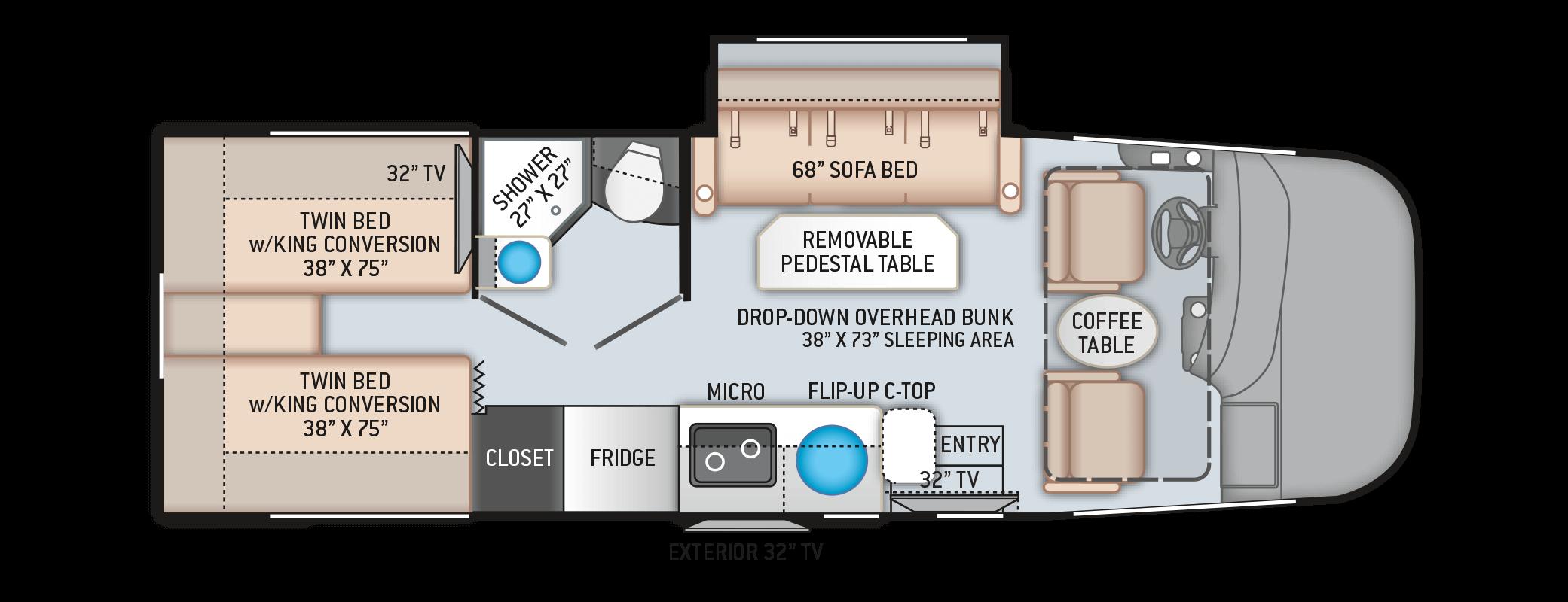 Floor Plans Vegas 24 1