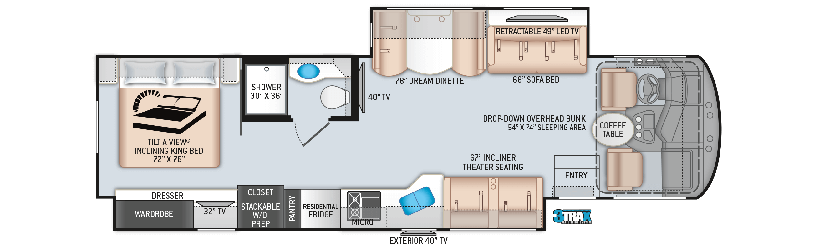Miramar 35.2 Floor Plan