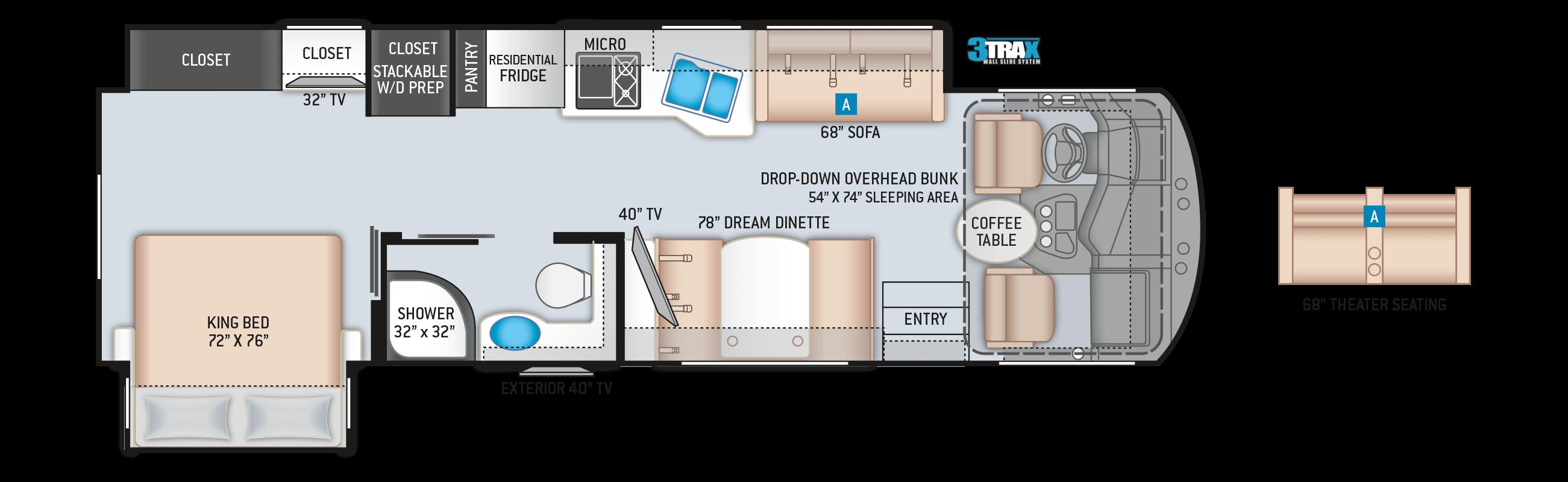 Miramar 32.2 Floor Plan