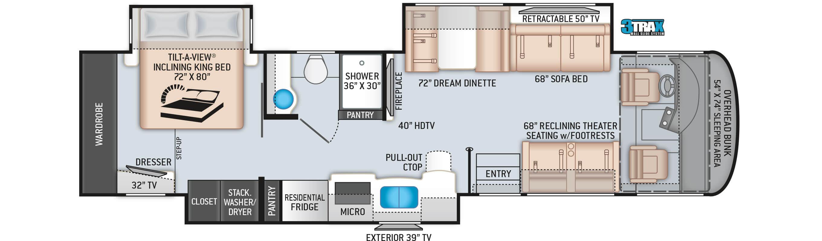 Palazzo 37.4 Diesel Pusher