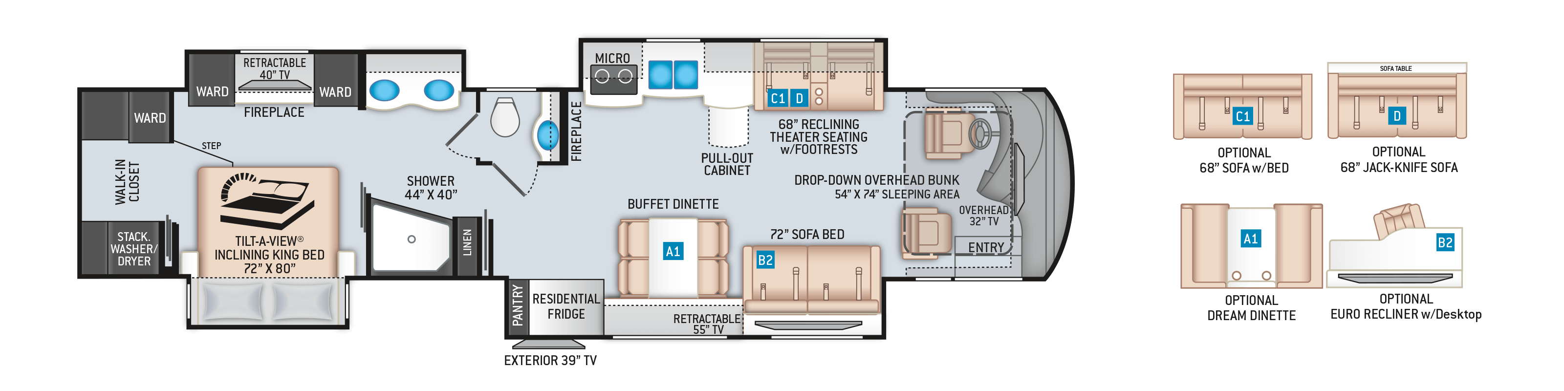 2020-Tuscany-45JA-Floor-Plan