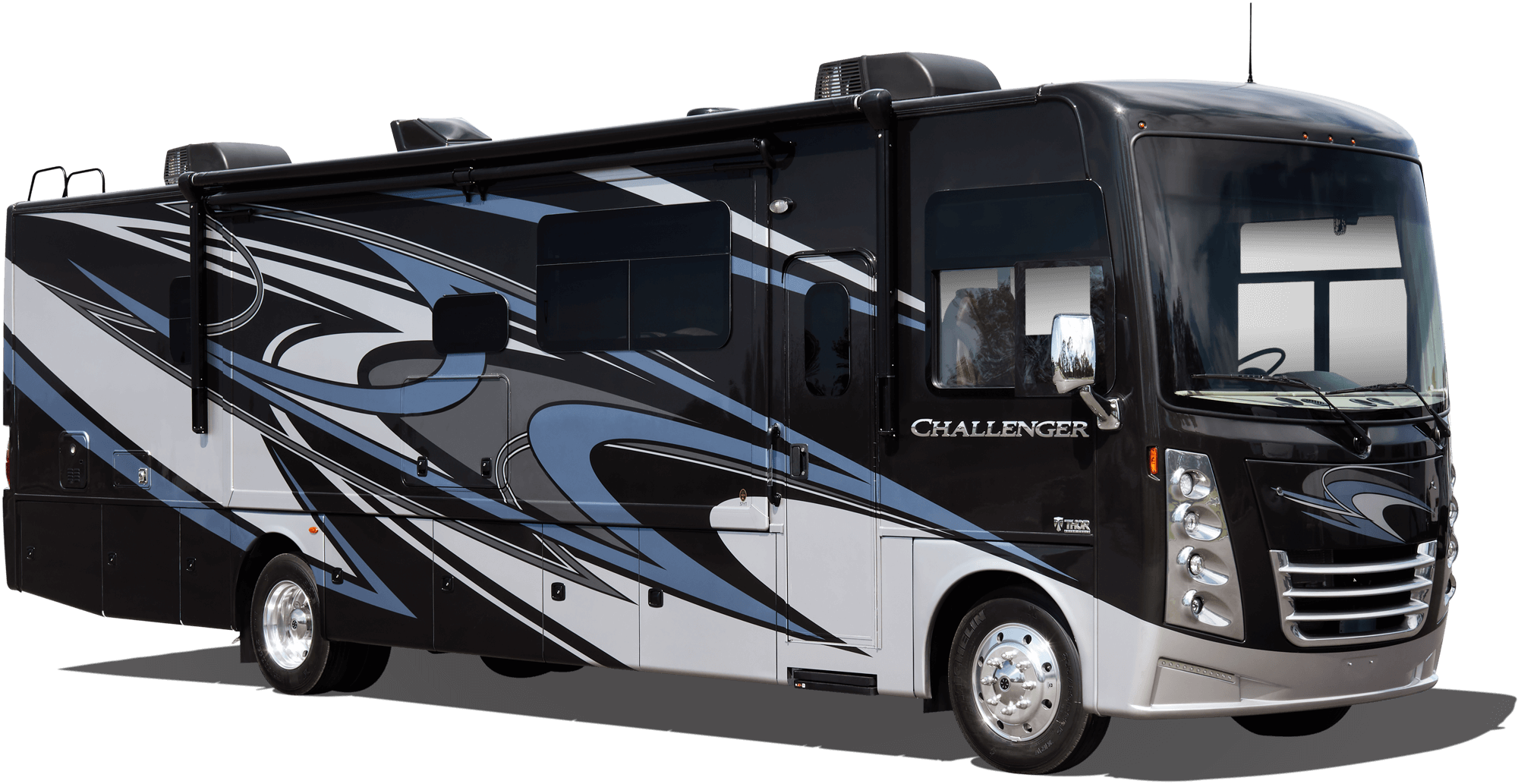 Chateau Class C RV Denim Blue Exterior HD Max