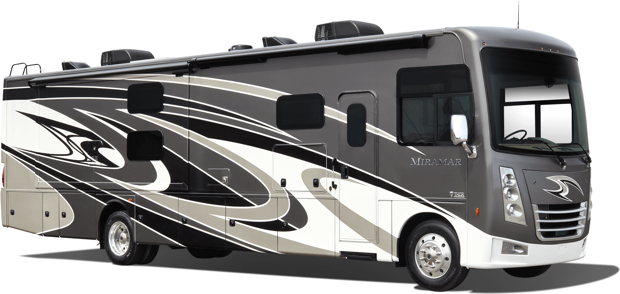 Four Winds Class C RV Cool Blue Exterior HD Max