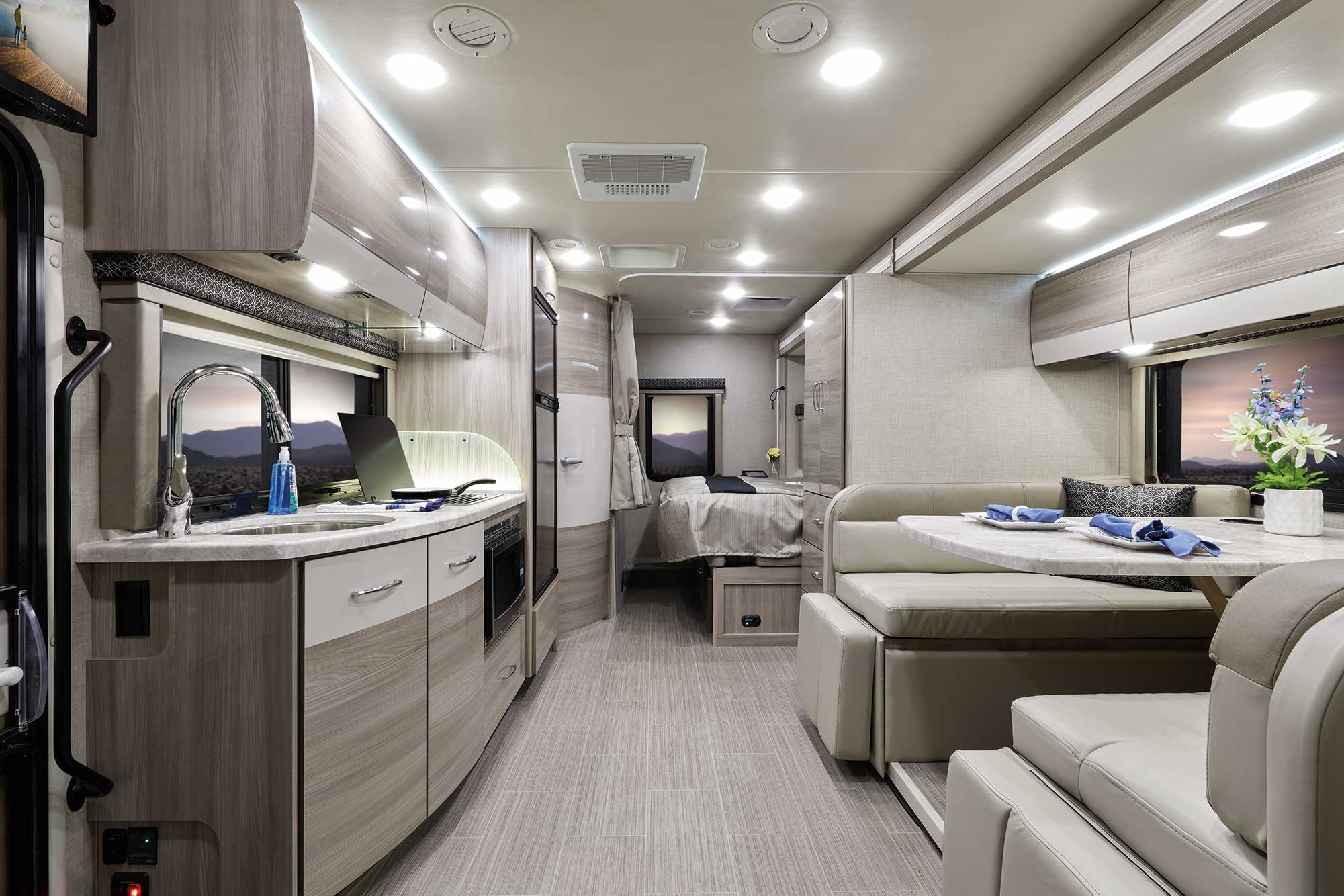 tiburon sprinter rv interior