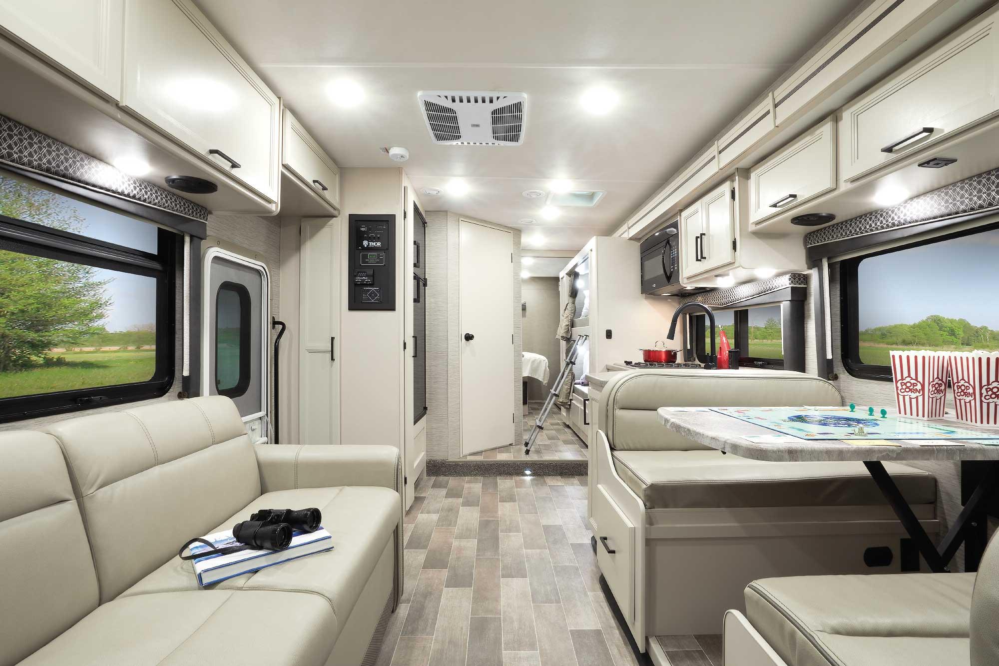 Chateau 31E Class C RV Home Collection Estate Grey