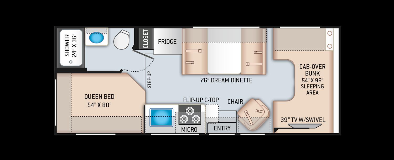 Daybreak Floor Plans