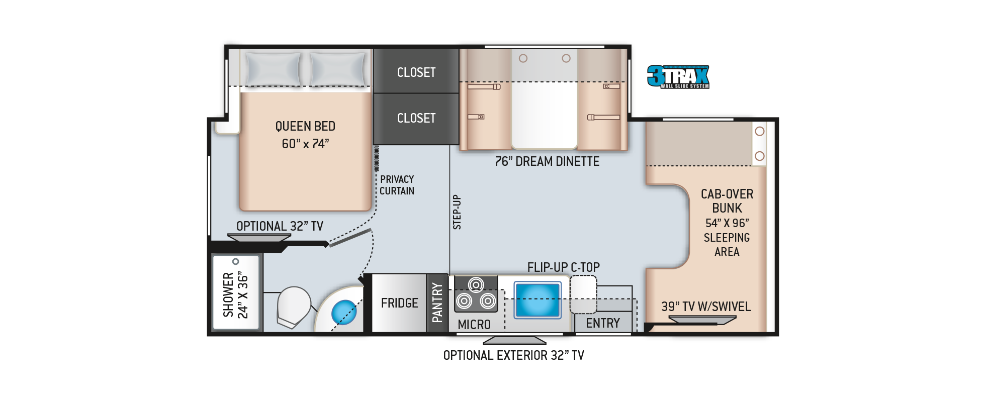 Floor Plans Four Winds 24f