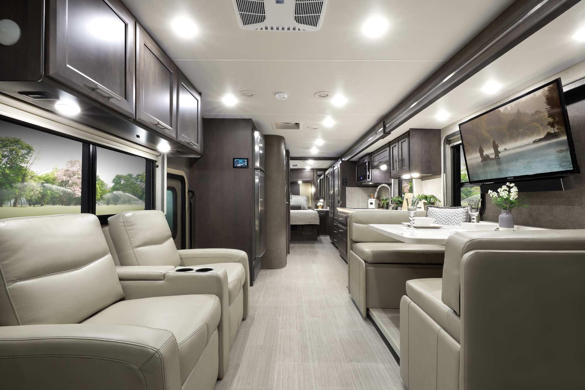 Palazzo Class A Diesel RV
