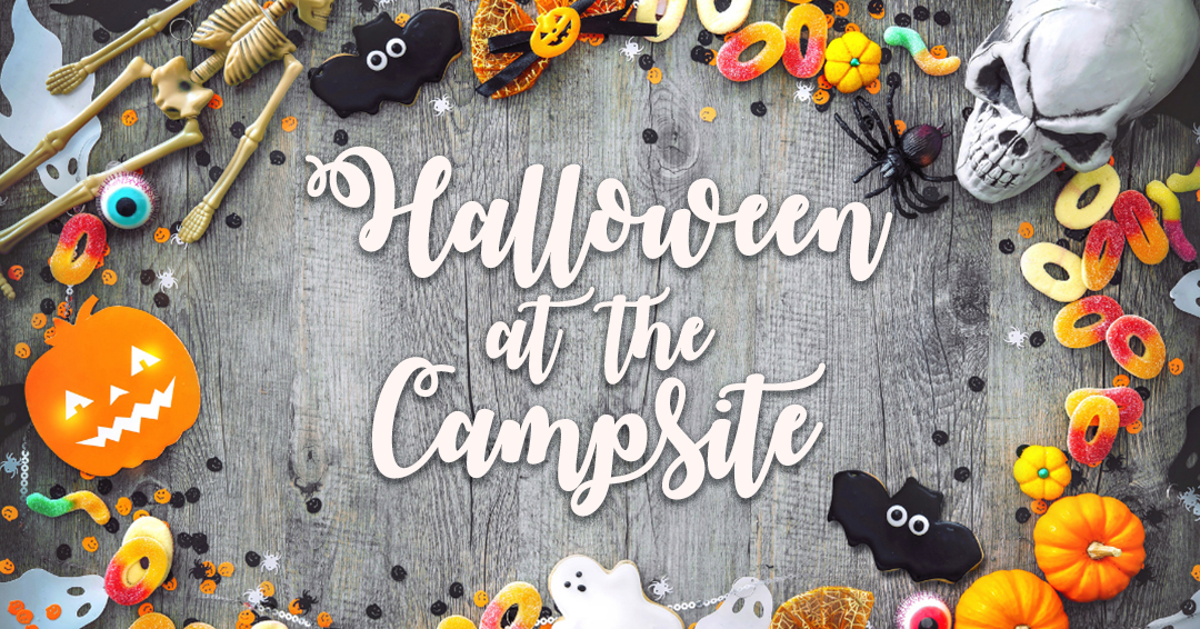 Halloween at the Campsite