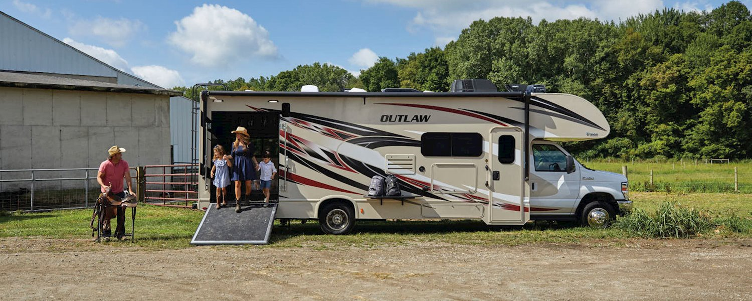 What Is A Toy Hauler Rv Thor Motor Coach