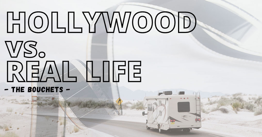 Winter Holidays in an RV