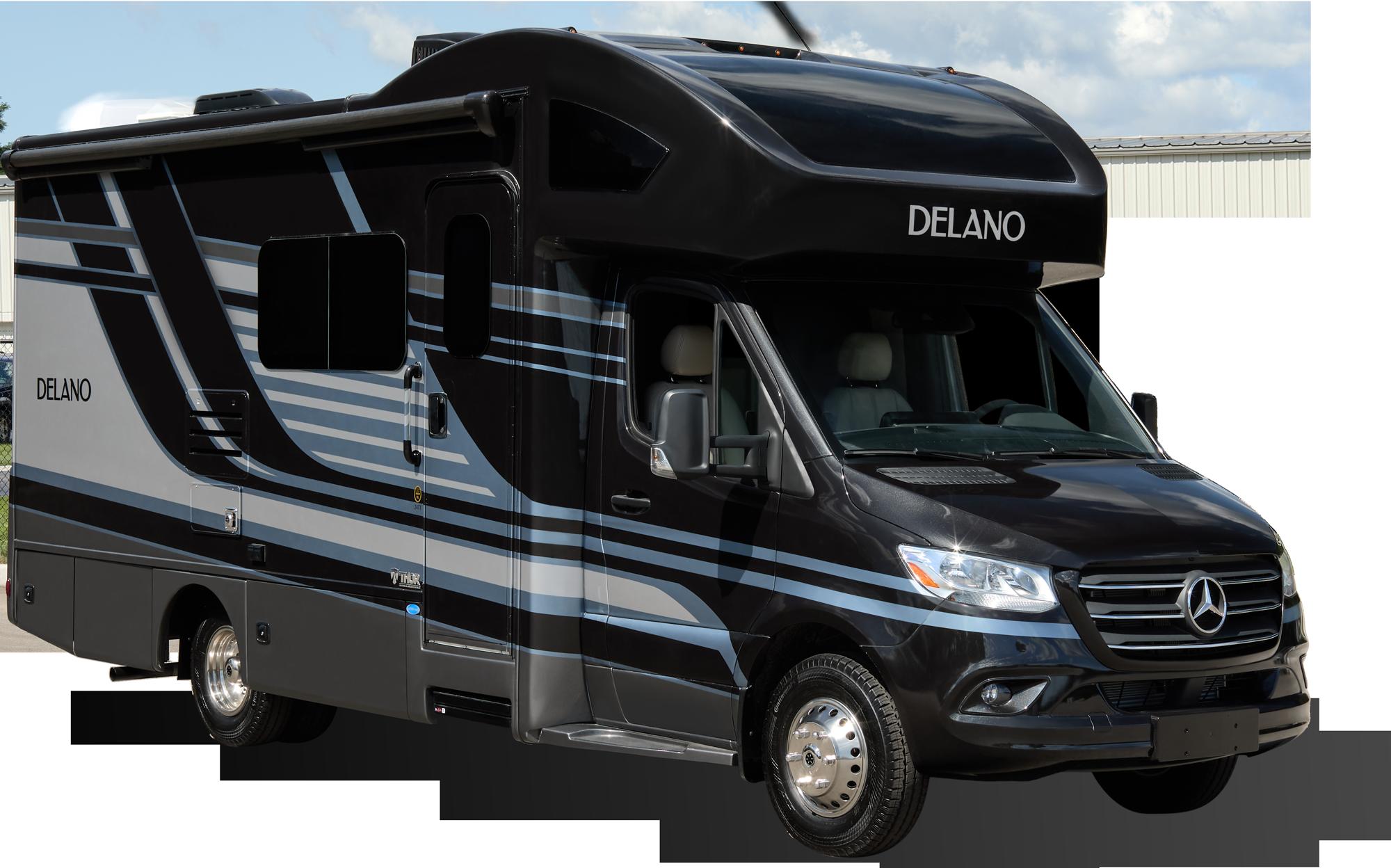 Delano Sprinter RV Exterior