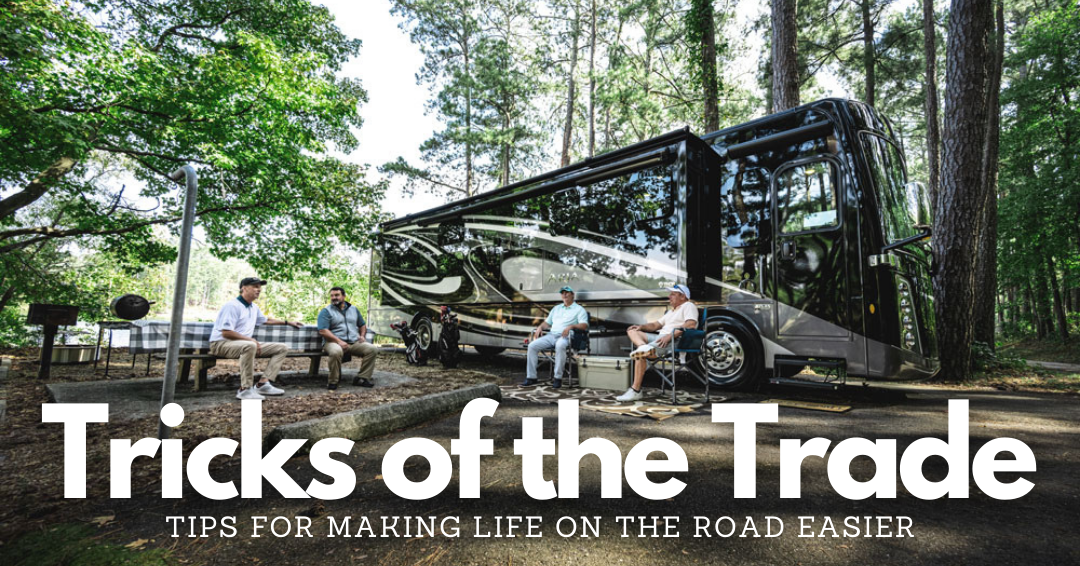 tips for making life on the road easier