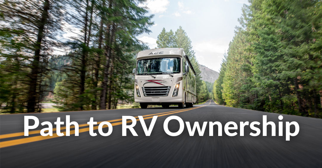 Path to RV Ownership