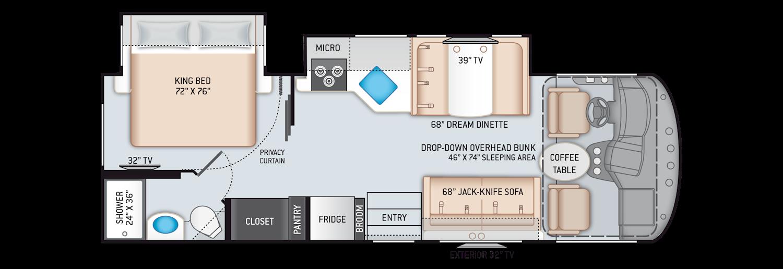 A C E Floor Plans