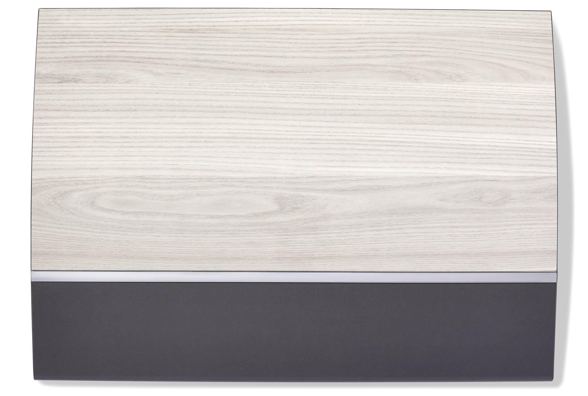 Metallic Gray Cabinetry