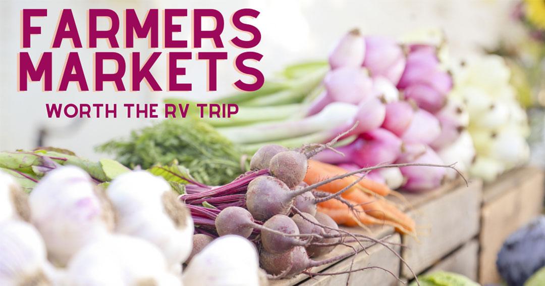best farmers markets us