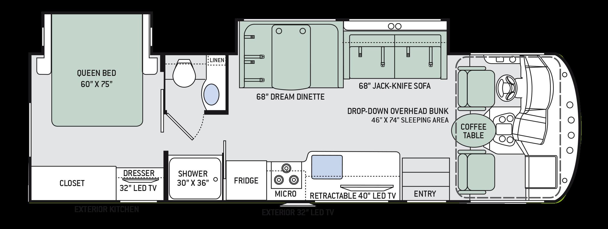 Floor Plans A C E 30 3