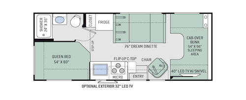 Thor Fifth Wheel Floor Plans Floor Matttroy